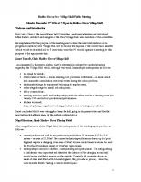 Public Meeting Minutes 03 12 18